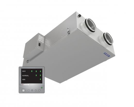 Rekuperatorius vents vut2 250p ec - Ricircolo aria casa ...